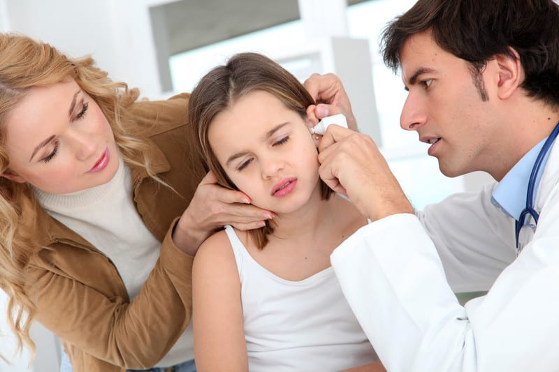 Raleigh Chiropractor Treats Children Suffering From Ear Infections