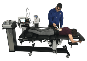 Spinal Laser Decompression Therapy